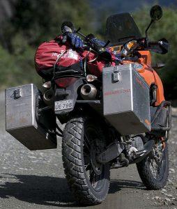 Adventure Motorcycle Camping Checklist
