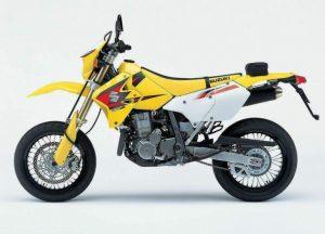 Suzuki DRZ400 Supermoto