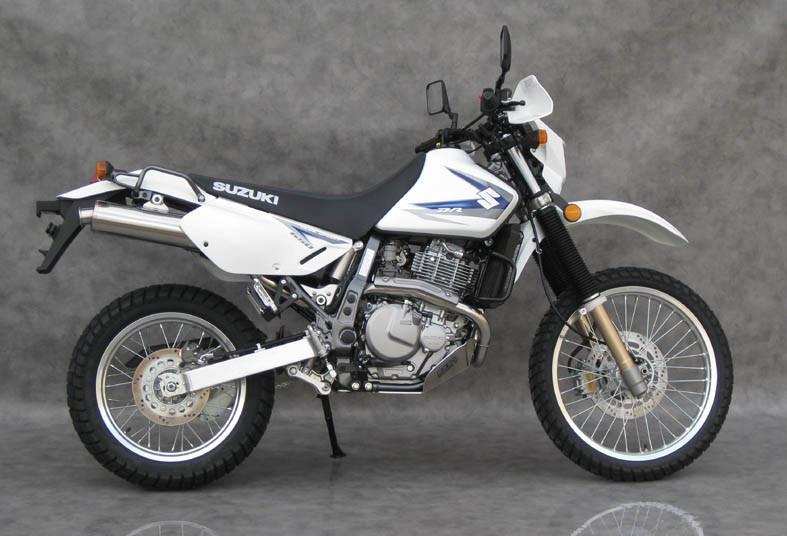 Suzuki DR650S Review