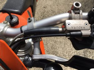 Barkbusters EGO front mounting