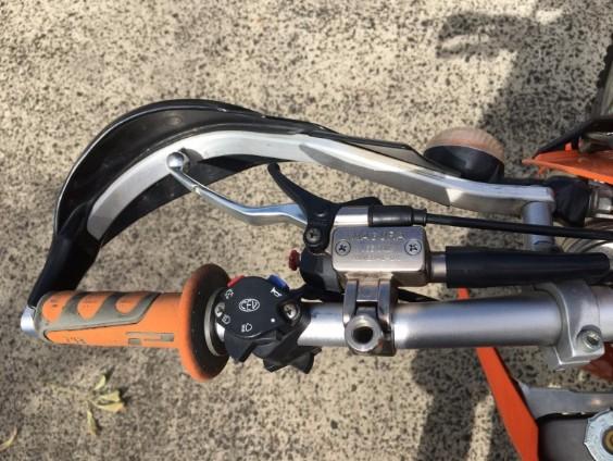 Barkbusters EGO Handguard mounting