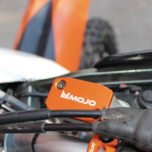 MOJO Front brake reservoir cover