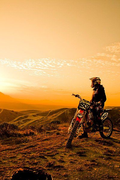 Best Beginner Sport Bike >> dirt bike sunset – Dual Sport, Enduro & Adventure Riding