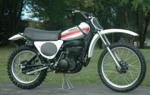 1975 Yamaha YZ250 Monoshock