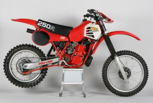 1981 Honda CR250 water cooled