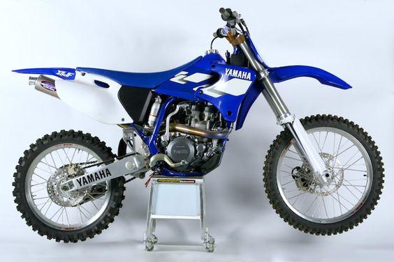1998 Yamaha Yz400f  U2013 Motodomains