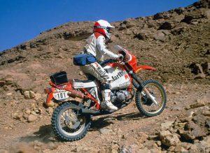 BMW R80GS Dakar