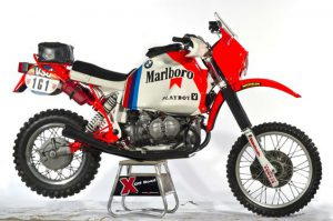 The BMW R80GS