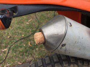 Exhaust Bung