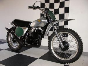 Honda CR250 Elsinore