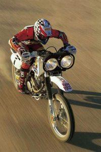 Honda XR600 Baja racer