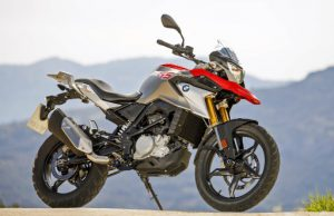 Lightweight Adventure Bikes BMW G310GS