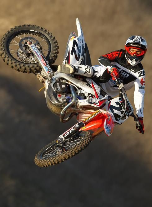 Chad Reed Profile