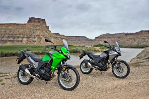Lightweight Adventure Bikes Kawasaki Versys-X300