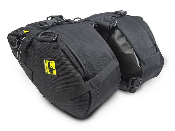 Wolfman E12 saddle bags