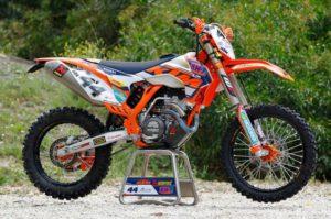Dirt Bike suspension setup
