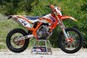 Dirt Bike Suspension Setup