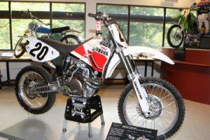 1997 Yamaha YZM400F