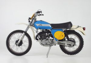 KTM GS125 1974