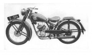KTM R100 1951
