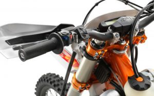 KTM Dirt Bike History