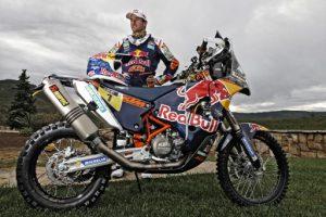 Marc Coma Dakar 2015