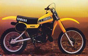 Yamaha Dirt Bike History
