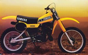 Yamaha Dirt Bike History