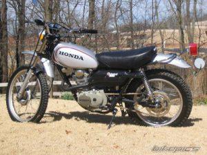 Honda Dirt Bike History | Dual Sport, Enduro & Adventure Riding