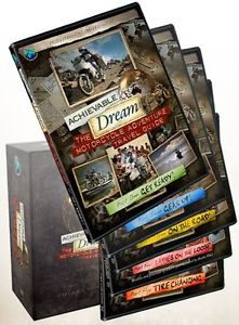 Adventure Motorcycle Travel DVD