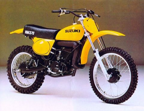 Suzuki Dirt Bike History