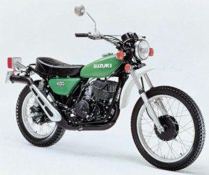Suzuki TS400