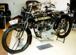 1914 Husqvarna Moto-Reve