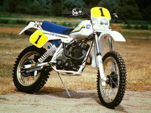 1983 Husqvarna TE510