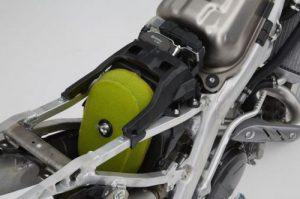 Dirt Bike Air Filter Cleaning