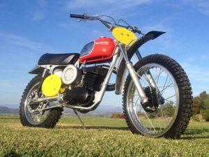 Husqvarna Dirt Bike History