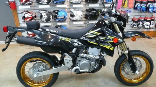 2018 Suzuki DRZ400SM