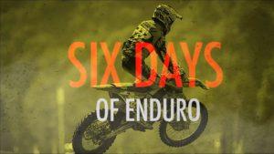 The International Six Days Enduro