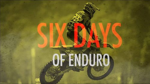 The International Six Days Enduro