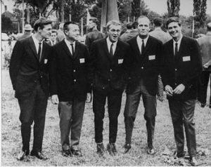 ISDT USA team 1964