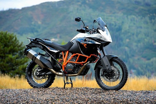 KTM 1190R Adventure Review