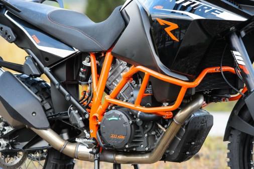 KTM1190R frame