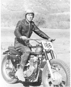 Malcolm Smith Matchless
