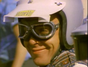 Malcolm Smith smiling