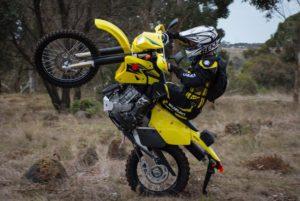 2018 Suzuki DRZ400E Review