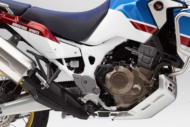 africa twin adventure sport engine