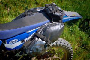 Giant Loop MoJavi saddlebag Review