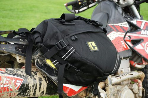 Wolfman Enduro Dry Saddlebag Review