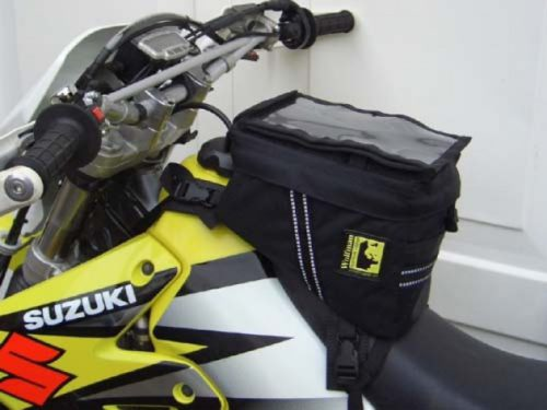 Wolfman Enduro Tank bag Review