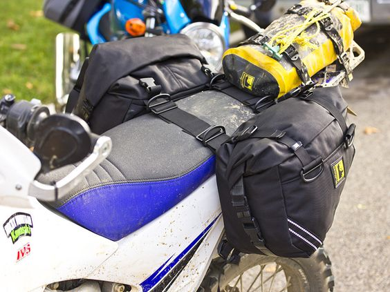 Wolfman Enduro Dry saddle bag